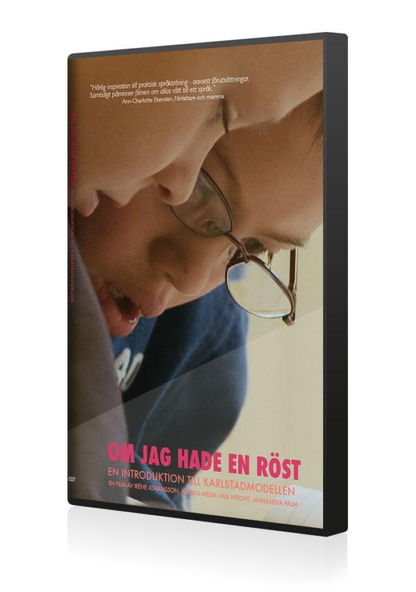 om-jag-hade-en-rost-01-dvd-omslag